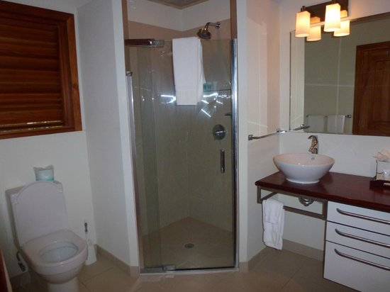 Nonsuch Bay Resort: One of the bathroom