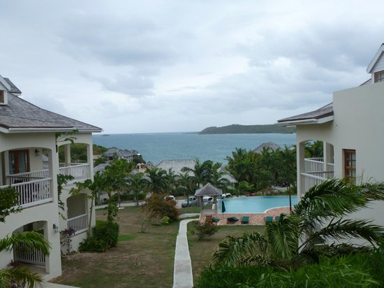 Nonsuch Bay Resort : View from the hotel