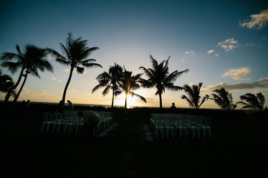 Marriott Ko Olina Beach Club Wedding