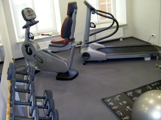Ratonda Centrum Hotels: Mini gym