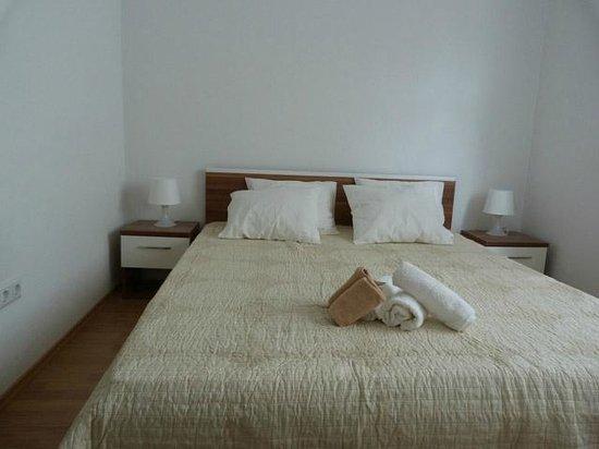Villa Kuzmanic: Sleeping room Apartment 1