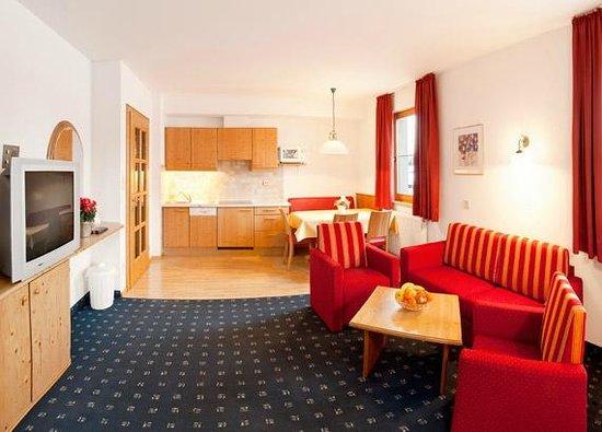 Apart-Hotel Dreisonnenhof: 3-Zimmerappartement 3-Sonnen Nr. 2