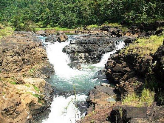 Igatpuri, Indie: A stream