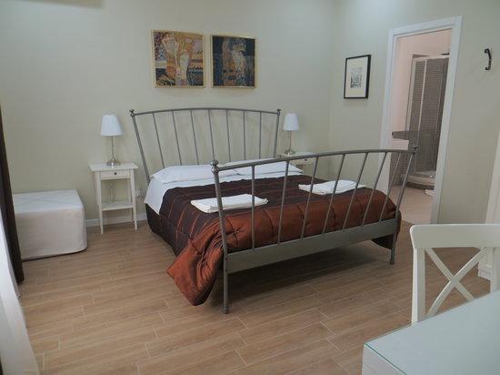 Bed and Breakfast Museo Salinas: camera