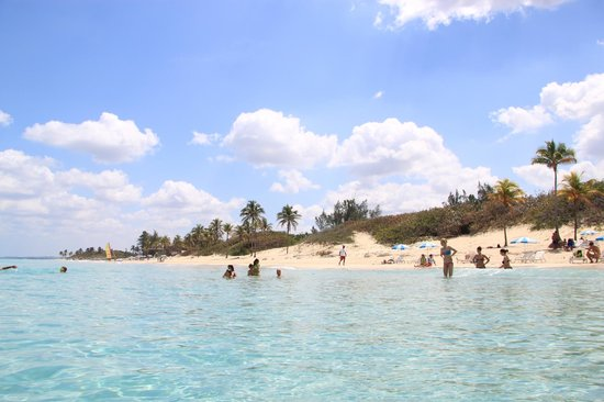 Playas de Este: plage havane