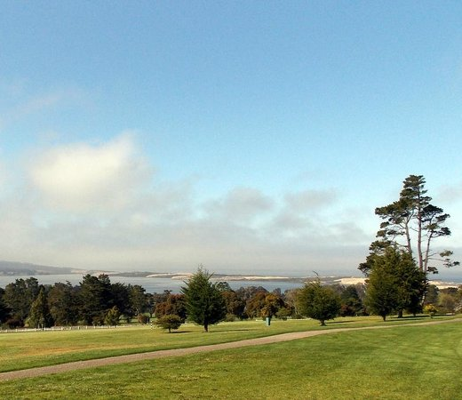 Morro Bay Golf Course: Views of the ocean
