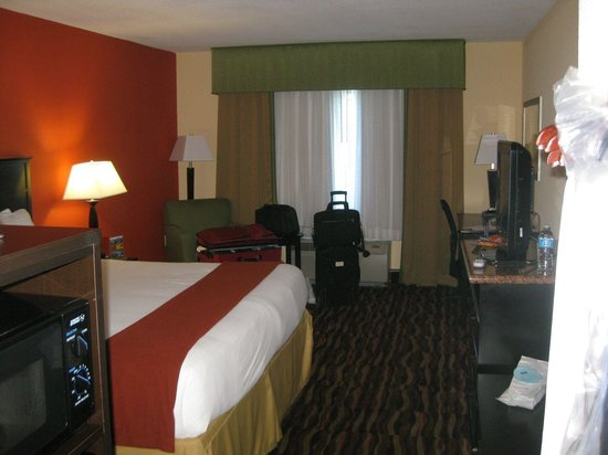 Holiday Inn Express Hotel & Suites Ft. Lauderdale Airport/Cruise: typical layout
