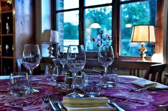 Hotel Rotelle: A tavola
