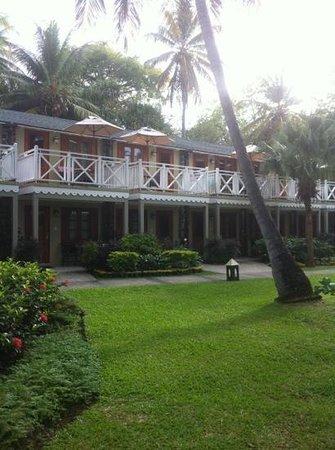Sandals Halcyon Beach Resort: honeymoon concierge room