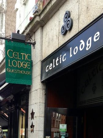 Celtic Lodge Guesthouse: celtic lodge