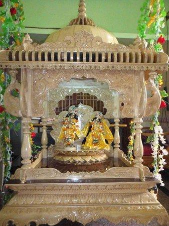 ISKCON Brahmapur, Sri Sri Radha Radhakant Mahaprabhu Temple