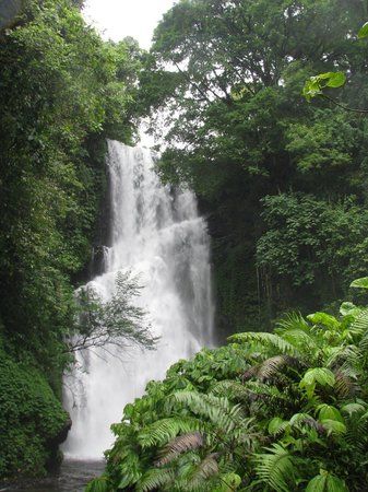 Singaraja, Indonesien: Cemara Waterfall