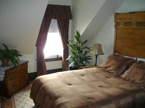 Prince County Bed & Breakfast: Fitzpatrick Room