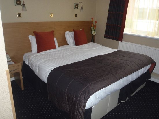 Best Western Hallmark Hotel Warrington Fir Grove