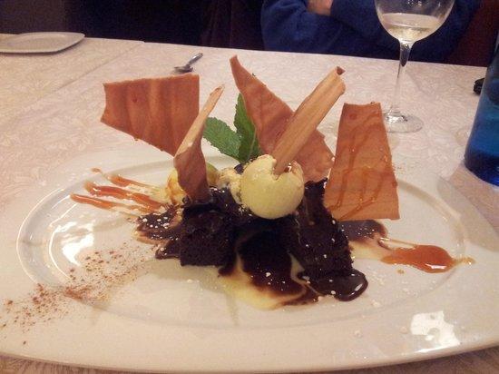 Badajoz, Spain: Tarta Chocolate
