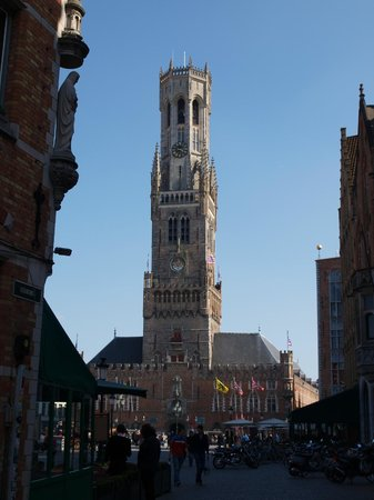 The English Bus: Bruges Day Trip - Bell Tower