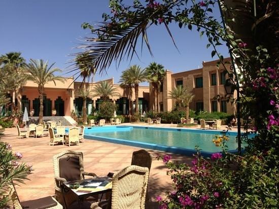 Hotel Zagora Riad Salam: hotel salam Zagora