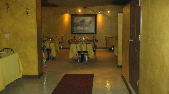 Marhaba: Dining Room