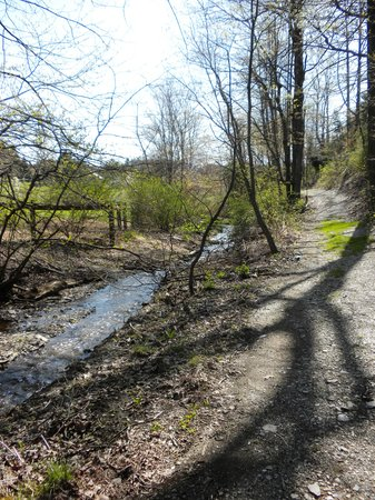 Glasbern Inn - Fogelsville / Allentown: Walking Path at Glasbern