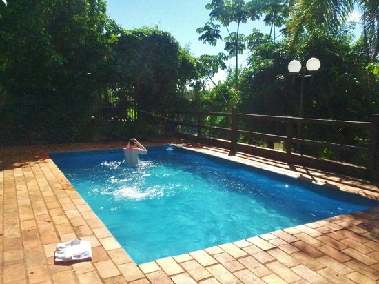 Guest House Puerto Iguazu: the pool
