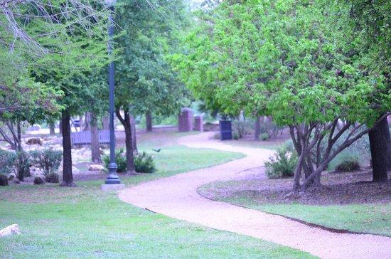 Residence Inn Austin North/Parmer Lane: Walk around