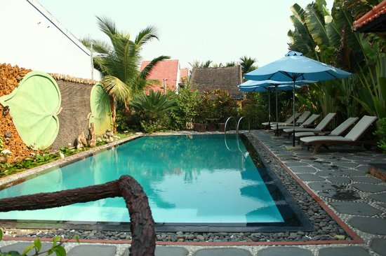 Betel Garden Villas: Lovely little pool