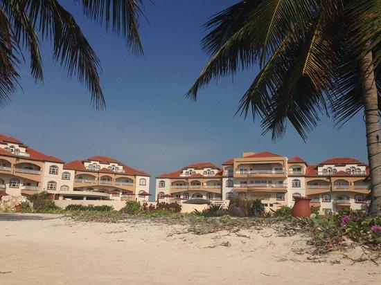 Grand Caribe Belize Resort and Condominiums: Beautiful place!