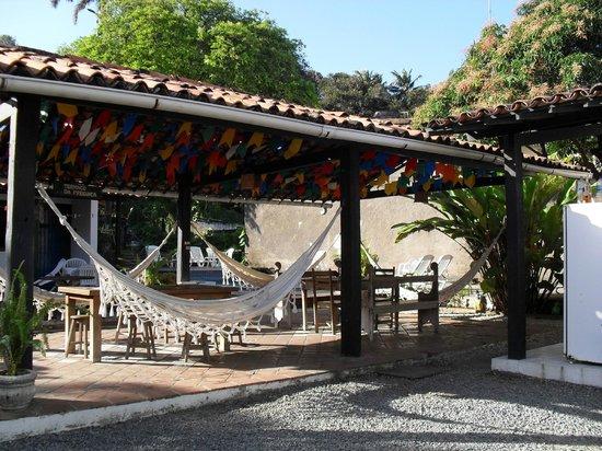 Albergue de Olinda: Piscina