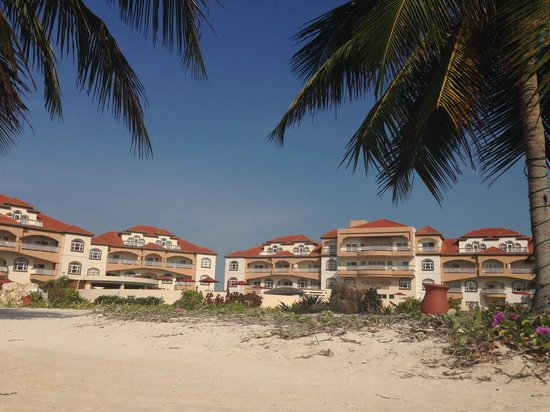 Grand Caribe Belize Resort and Condominiums: The hotel