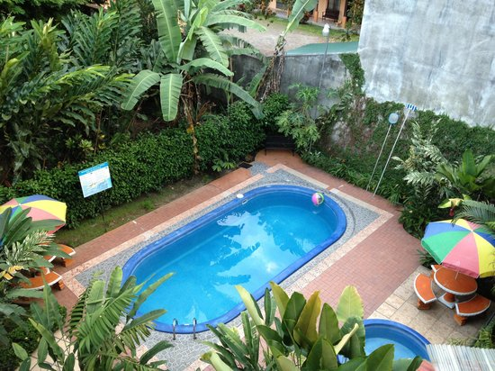Hotel Arenal Jireh: Refrescante