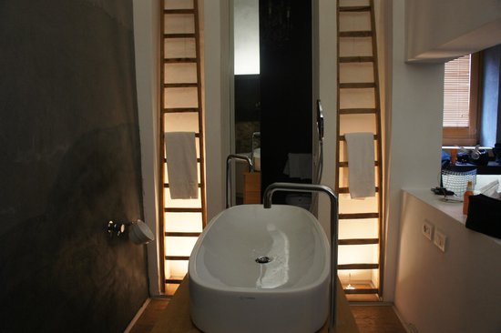 Caol Ishka Hotel: bathroom