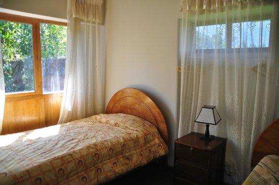 Los Perales Ecolodge: Dormitorio