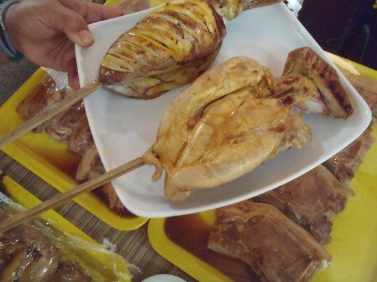 Mambukal Hot Spring Resort: Lunch.