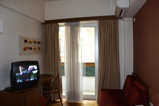 Hermes Hotel: Habitacion