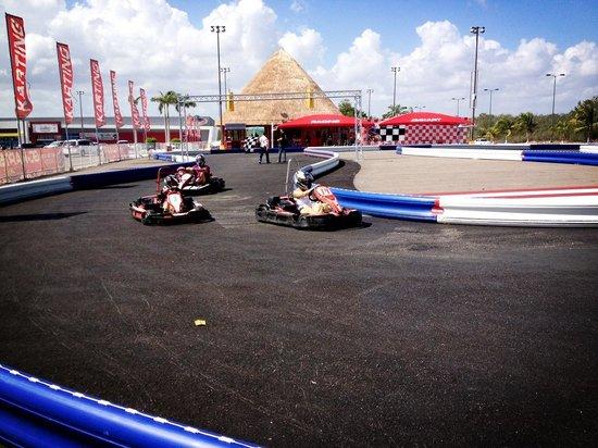 Racing Dakart Riviera Maya