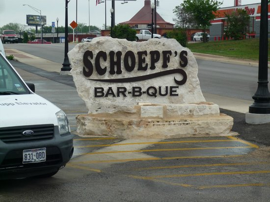 Schoepf's Old Time Pit Bar B Que: Schoepf's