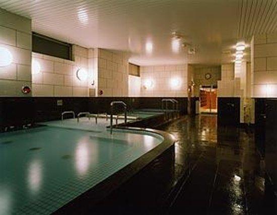 Sauna Capsule Inn Crest Matsudo