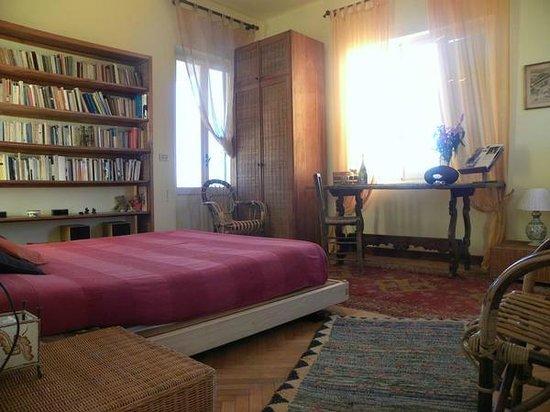 Solaria: camera da letto