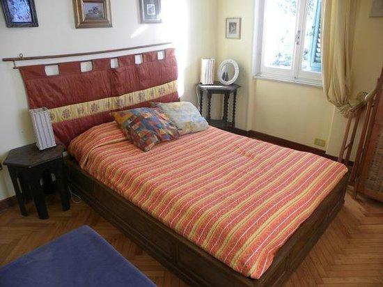 Solaria : camera da letto