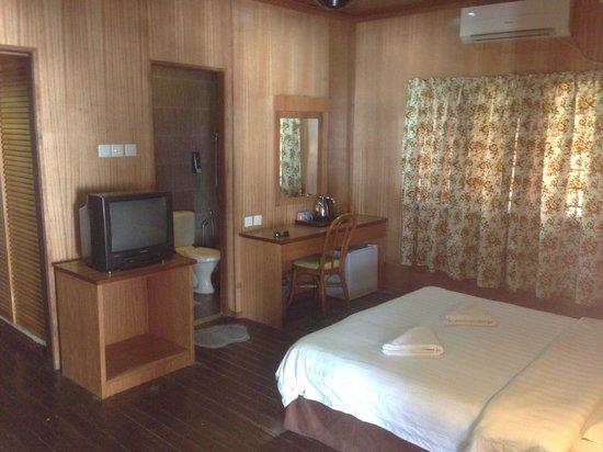 Malibest Resort: Deluxe wooden