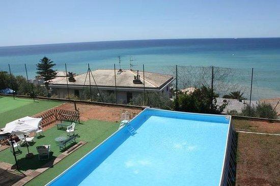 Solaria: piscina