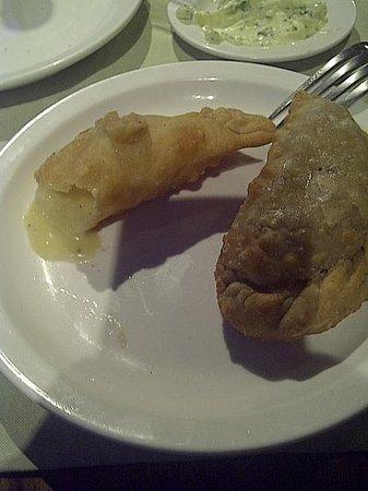 Malbec: Empanadas