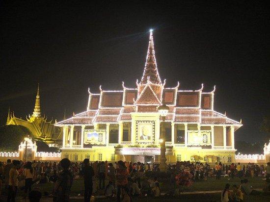 The King Angkor