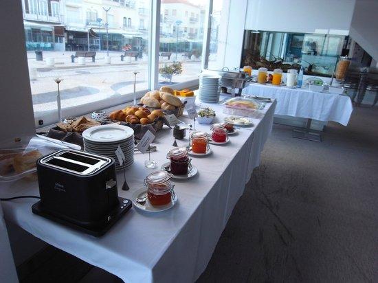 Hotel Mar Bravo: 朝食