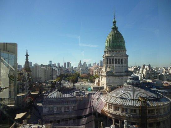 Uno Buenos Aires Suites: Vista desde la Habitación