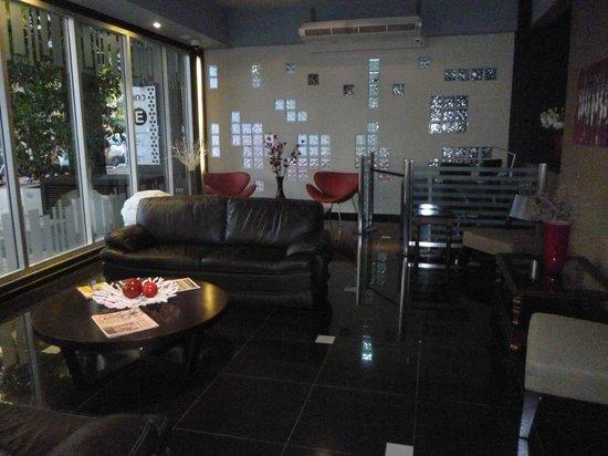 Uno Buenos Aires Suites: Lobby del Hotel