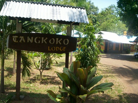 Tangkoko Lodge