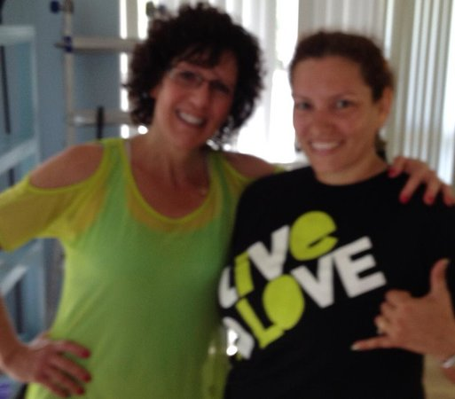 Fit Your Way : Zumba with Marcia on the Emerald Coast