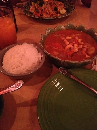 Thai Spice : My Curry and Thai Iced Tea
