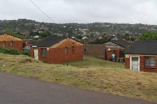 Street Scene Tours: kwa mashu township